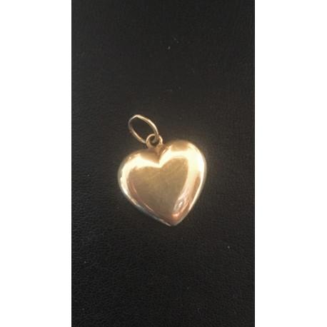 Guld hjerte, 14 k