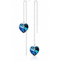 øreringe blå