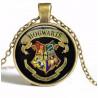 Harry Potter, Hogwarts emblem halskæde