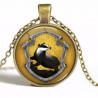 Harry Potter Hufflepuff House halskæde