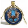 Harry Potter Ravenclaw House halskæde