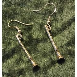 Ørestikker musik klarinetter